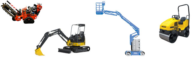 Equipment Rentals in Mexico Missouri, Jefferson City, Fulton MO, Centralia, Ashland, Boonville, California