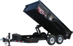 Rental store for Dump Trailer Large 6 X 12 in Fulton MO
