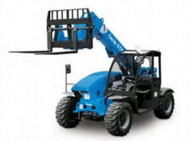Where to find Forklift, Genie GTH 5519 in Fulton