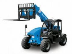 Rental store for Forklift, Genie GTH 5519 in Fulton MO