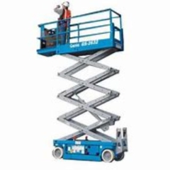 Rental store for Scissor Lift, 26  Genie in Fulton MO