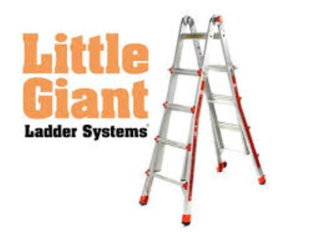 LADDER LITTLE GIANT 15 FOOT A FRAME Rentals Fulton MO, Where to Rent ...
