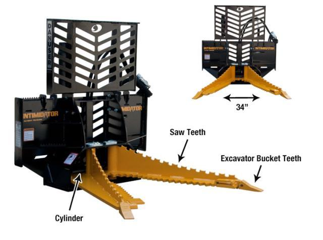 Rent Earth Moving Attachments