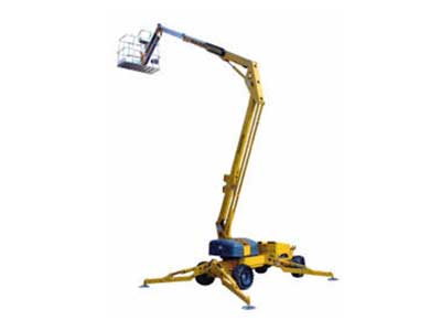 Rent Aerial Boom Lifts